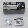 Батарейка часовая кнопочная Maxell 364, V364, D364, SR621SW, 602