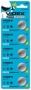 Батарейка Videx литиевая CR2016 5pcs BLISTER CARD