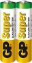 Батарейки GP Super Alkaline АА (LR6)