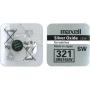 Батарейка часовая Maxell 321, V321, SR616SW, SR65, 611