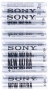 Батарейки SONY AAA R03 NEW ULTRA