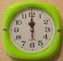 Часы настенные 14-3 Green (плавный ход)