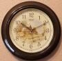 Часы настенные Rikon 8251 Brown Pic. A