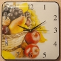 Часы настенные 677-1 (шаговый ход)