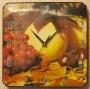 Часы настенные 677-2 (шаговый ход)