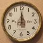 Часы настенные 502 Лондон (плавный ход)