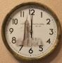 Часы настенные 502 НьюЙорк (плавный ход)