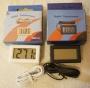 Термометр электронный выносной LCD WSD-10