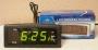 Часы сетевые Caixing CX-818-2 Black
