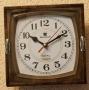 Часы настенные ALD-5987B-2