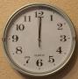Часы настенные 501-1 (шаговый ход)
