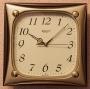 Часы настенные Rikon 11751 Brown