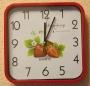 Часы настенные 2062T-3 (шаговый ход)