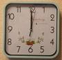Часы настенные 2062T-4 (шаговый ход)