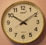 Часы настенные Rikon 3151 Ivory (шаговый ход)