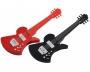 Зажигалка карманная гитара (обычное пламя)  №4126