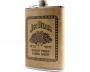 Фляга обтянута кожей (256мл) Jim Beam BP-9-2
